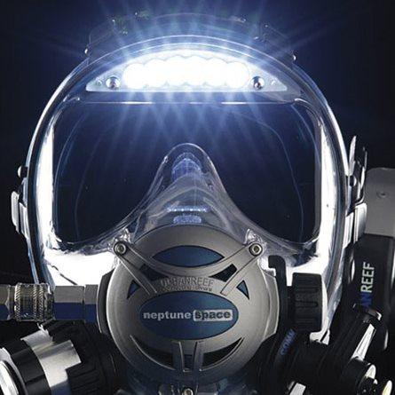 Ocean Reef Predator with Visor Light