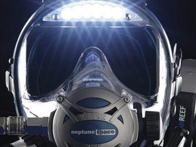Ocean Reef Visor Light