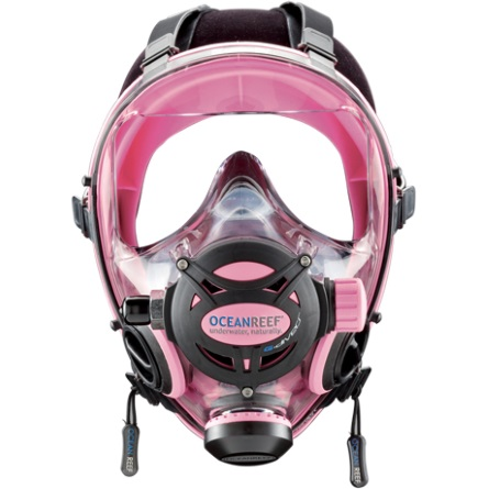 Ocean Reef G.Divers Mask With G.S.M.