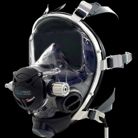 Ocean Reef Predator TDiver Mask