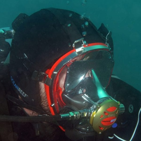 Ocean Reef Iron Mask