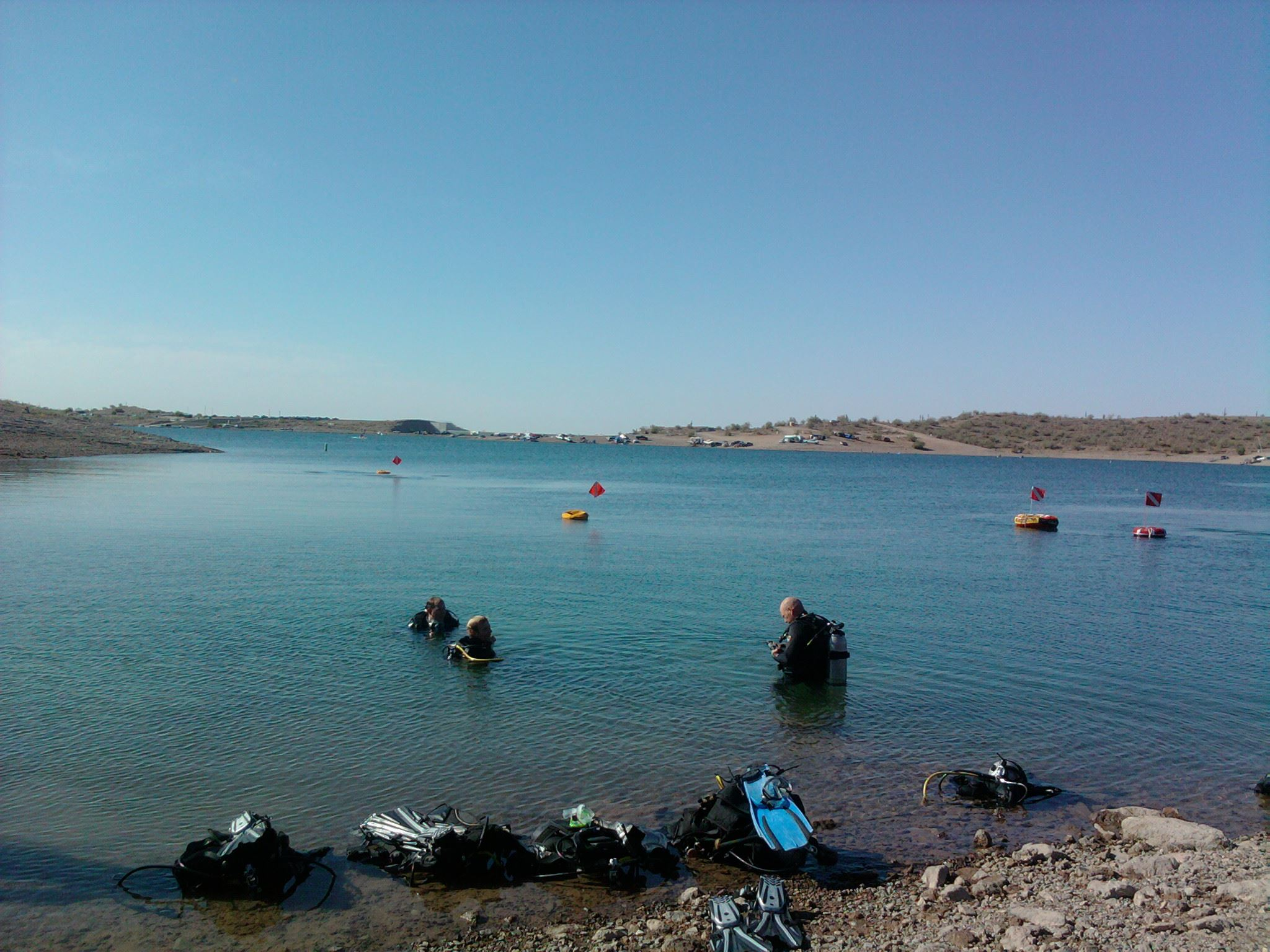 Learn To Dive In Arizona Scuba Certification Az Sdi Open Water