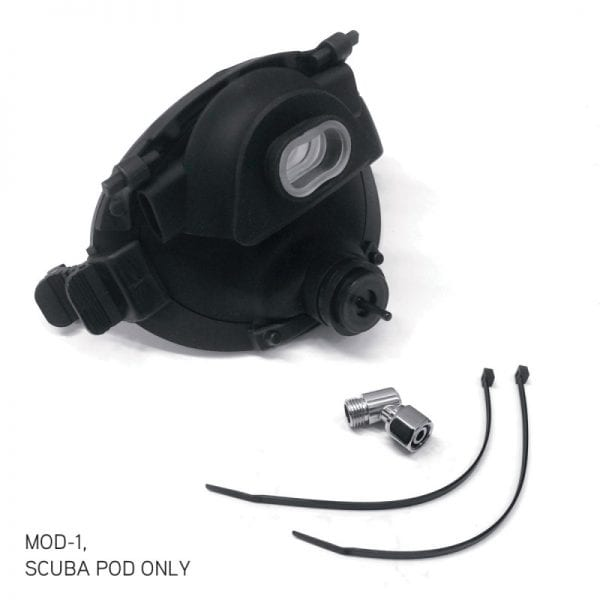 Hollis Scuba Pod for MOD-1