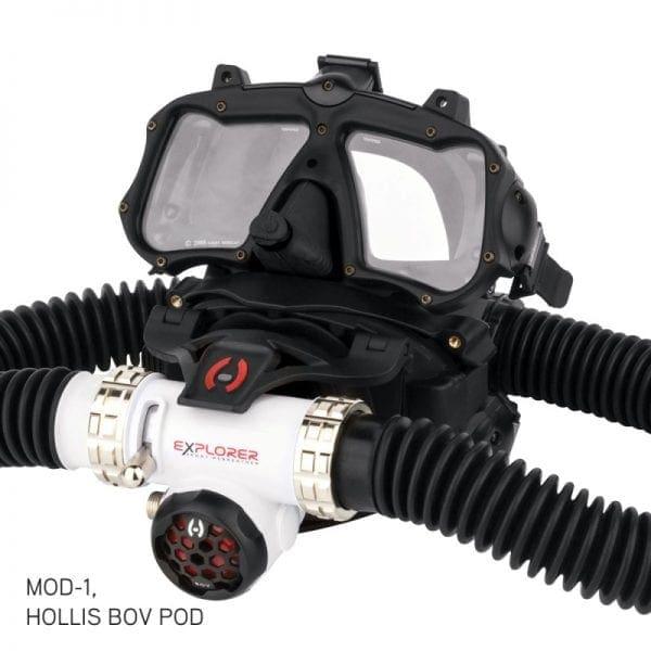 Hollis MOD-1 w/o Pod