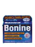 MOTION SICKNESS RELIEF BONINE