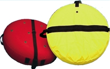 FLOAT INSTRUCTOR HEAVY DUTY COVER RED
