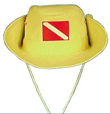 OUTBACK SNAP BRIM HAT