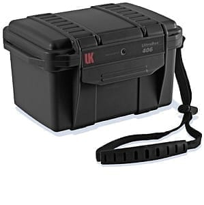 ULTRA BOX 406 PADDED 6.68 L x 4.7 W x 3.86 D inches