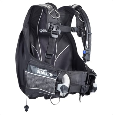 Sherwood Shadow BCD (Rental) (1 Year Warranty)