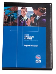 PADI SPECIALTY INSTRUCTOR MANUAL DIGITAL