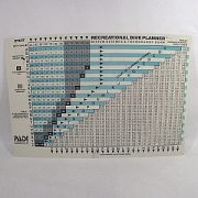 PADI RDP TABLE GIANT IMPERIAL
