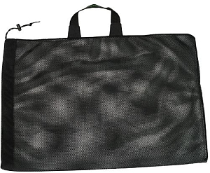 AKONA MEDIUM DRAW STRING MESH BAG